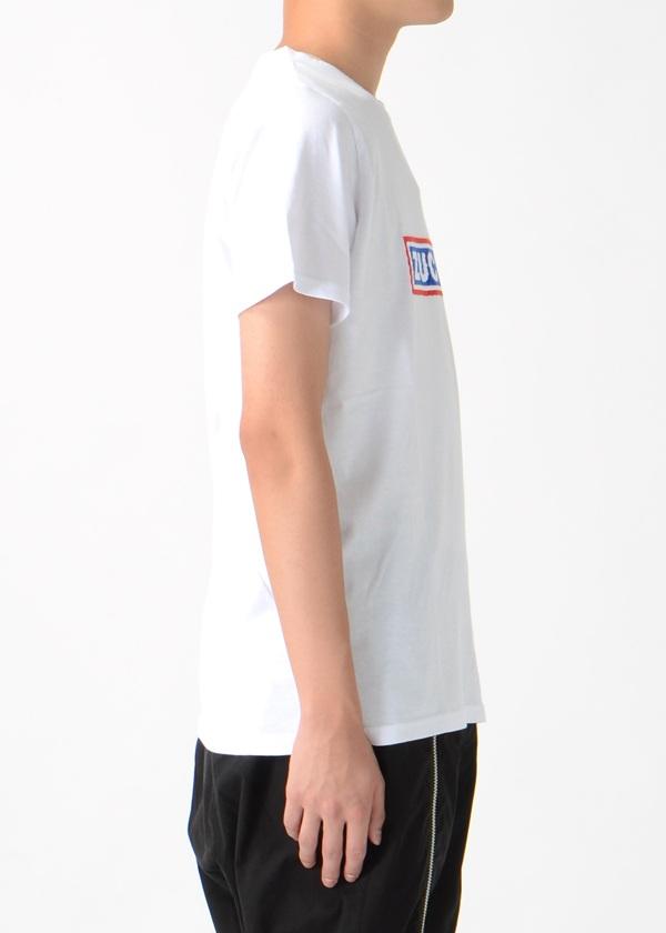 ZUCCa / S メンズ エンブロイダリーロゴTシャツ / Tシャツ