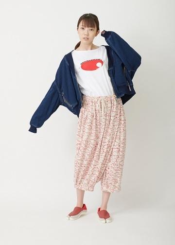 メルシーボークー、 / てんてんクモガラ / パンツ