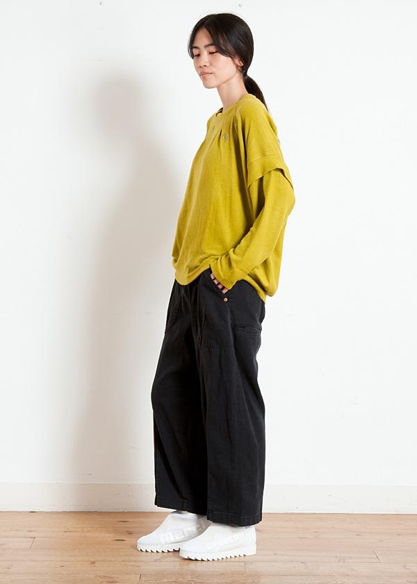 メルシーボークー、 / B:キモーツイル / パンツ