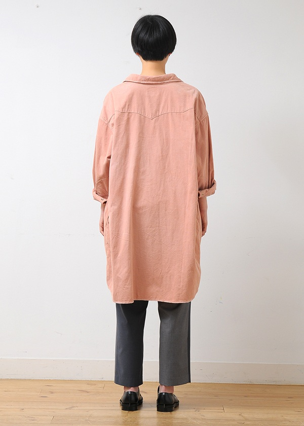 ネ・ネット / Wrangler CORDUROY SHIRT / シャツ