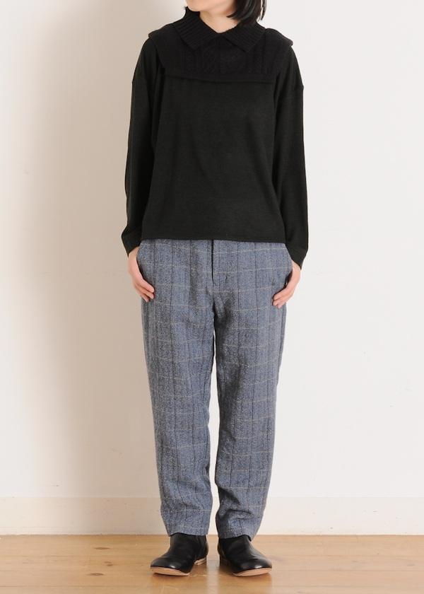 ネ・ネット / wear knitジャージ / プルオーバー