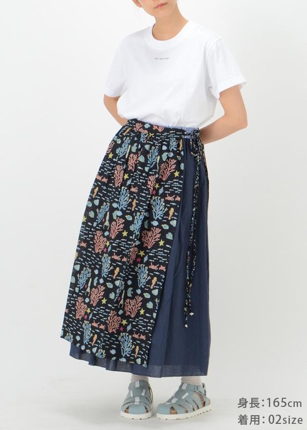 ネ・ネット / GF うみのなかこもの / スカート