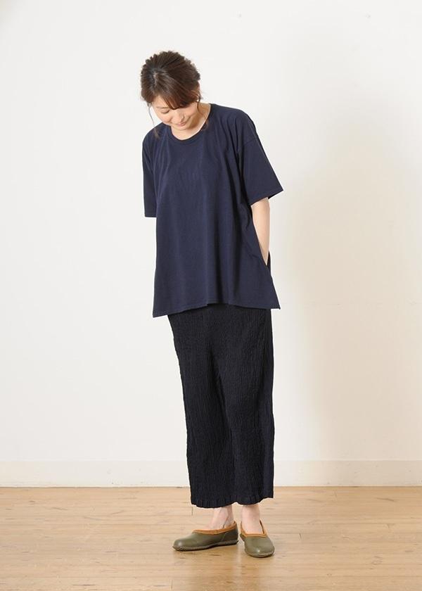 Plantation / 30/−コーマカラー天竺 / Tシャツ