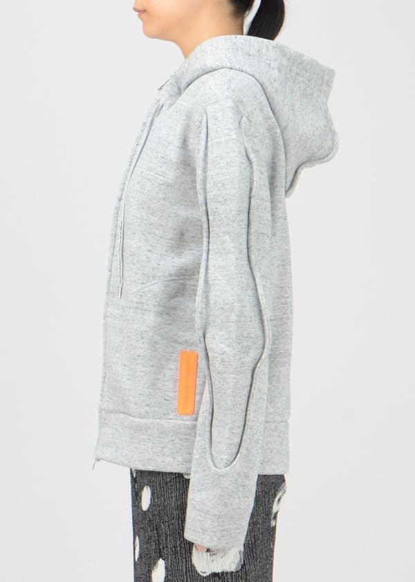 TSUMORI CHISATO / うねうね裏毛 / 羽織り