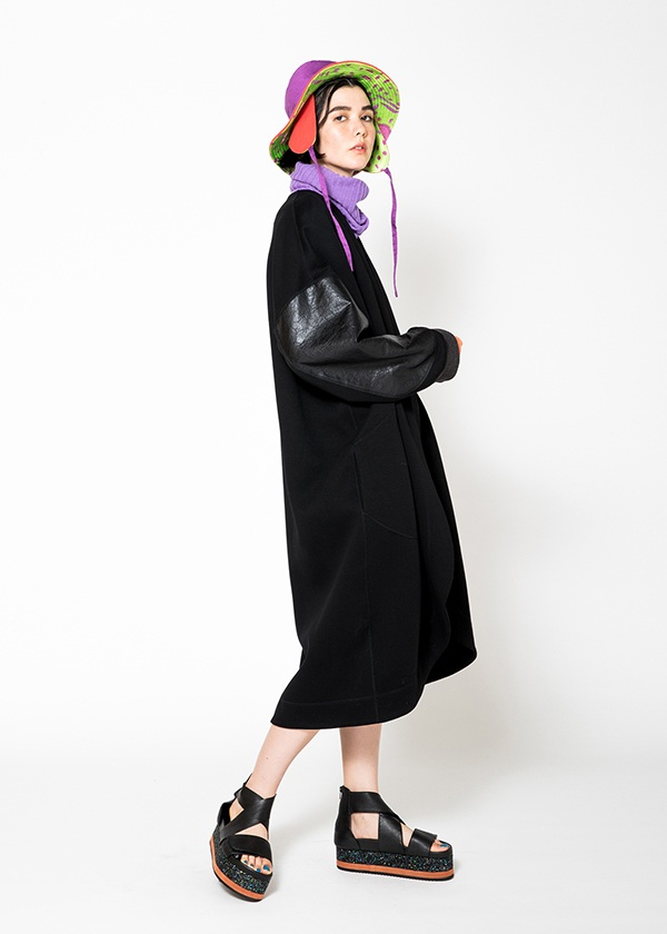 TSUMORI CHISATO / S ハイゲージダンボール / ロングカーディガン