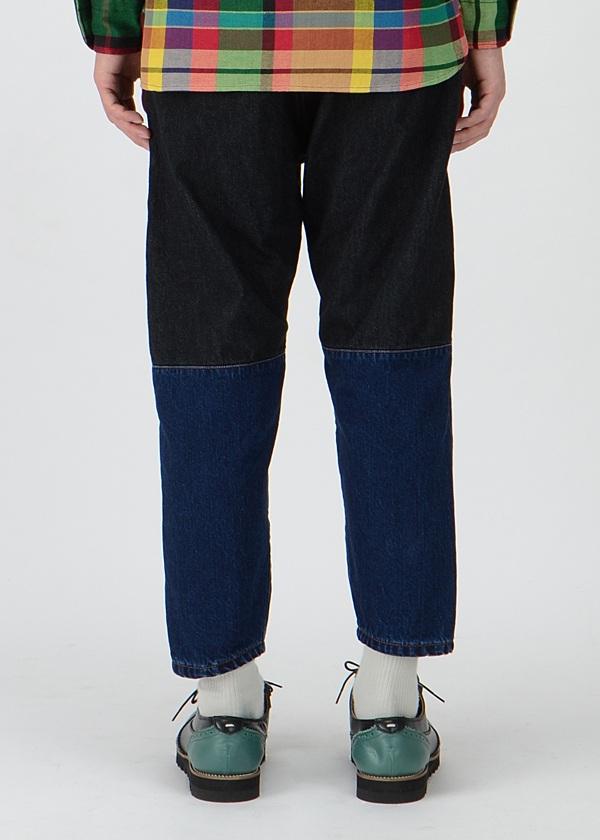 TSUMORI CHISATO / S メンズ ネップデニム / パンツ