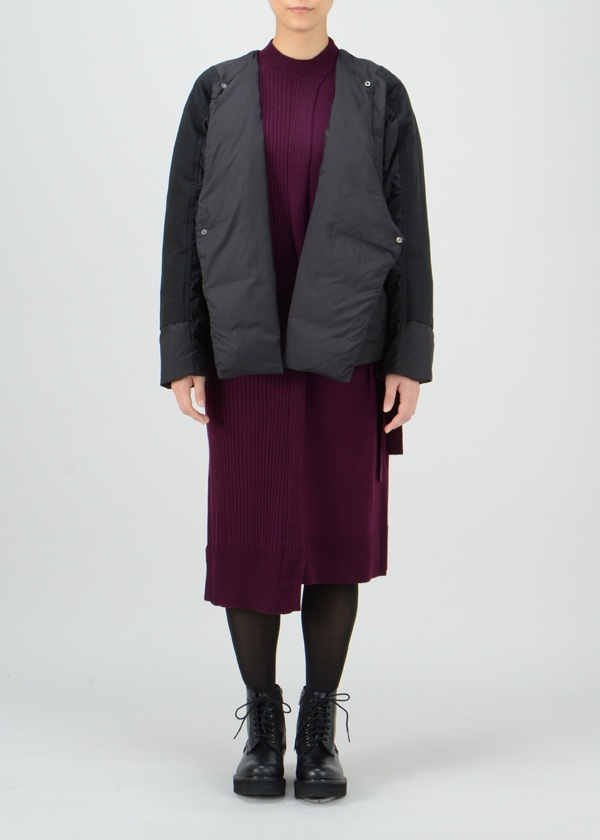 ZUCCa / S ウールリブセーター / ワンピース