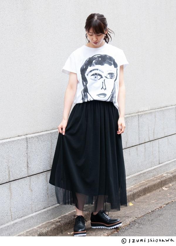 ZUCCa / GF IZUMI SHIOKAWA × ZUCCa Tシャツ / カットソー