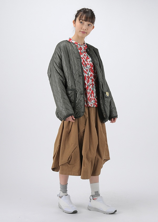 メルシーボークー、 / 【別注】 L:リバーシブルボアキルコート / コート