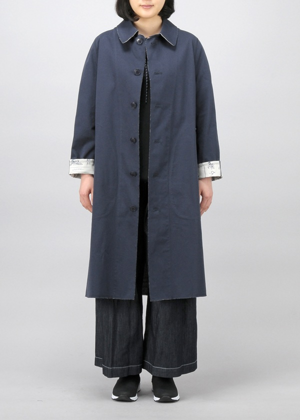 ネ・ネット / (O) 刺繍ジャーナルボンディング / コート