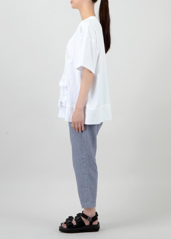 ネ・ネット / BACK PACK T / Tシャツ