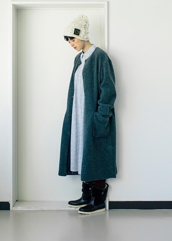 ネ・ネット / S ラビボアリバーシブル / コート