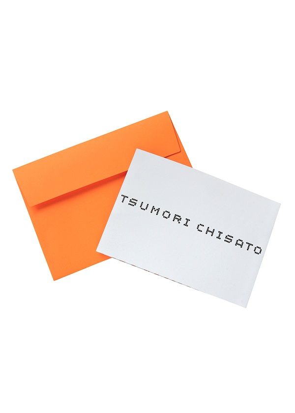 TSUMORI CHISATO Anniversary / Anniversary BOOK / 本