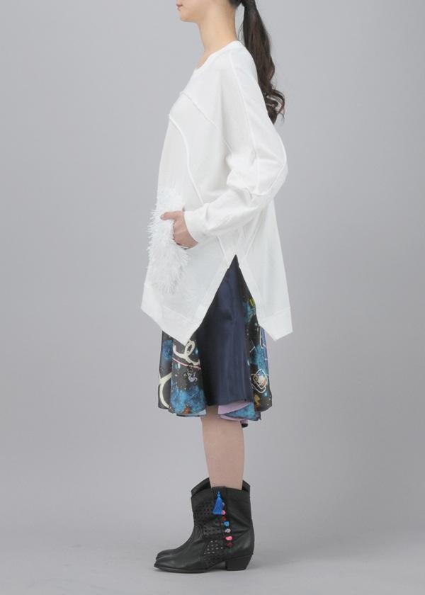 TSUMORI CHISATO / アトラクションマップ / スカート
