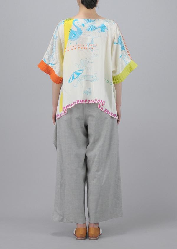 TSUMORI CHISATO / パラダイスアニマルドキングT / Tシャツ