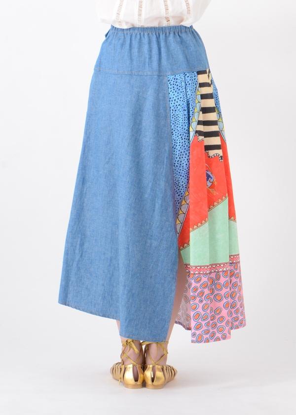 TSUMORI CHISATO / エジプトグラフィティ / スカート