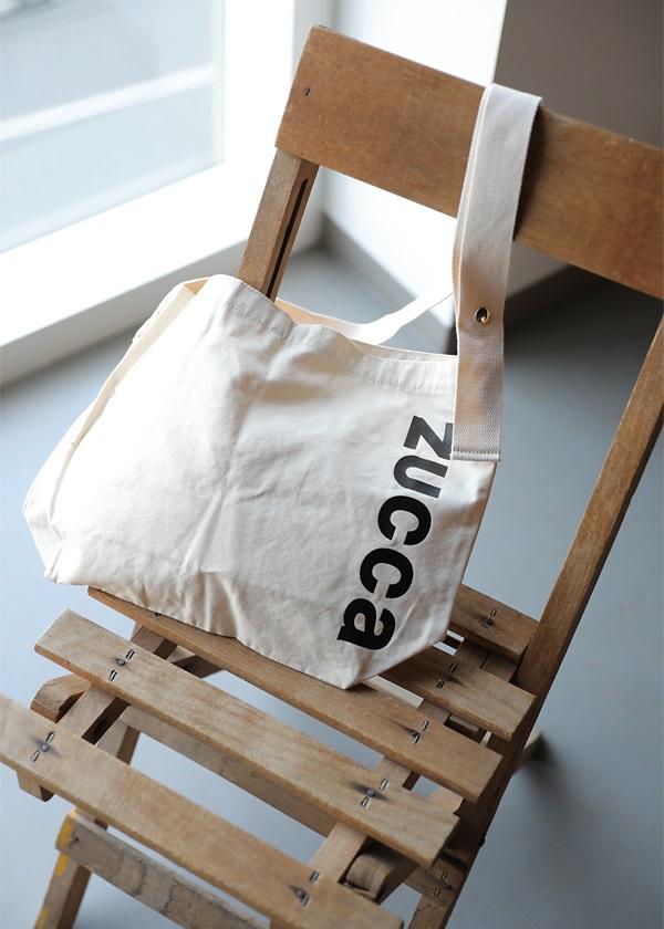 ZUCCa / GF LOGOエコバッグ / ショルダーバッグ