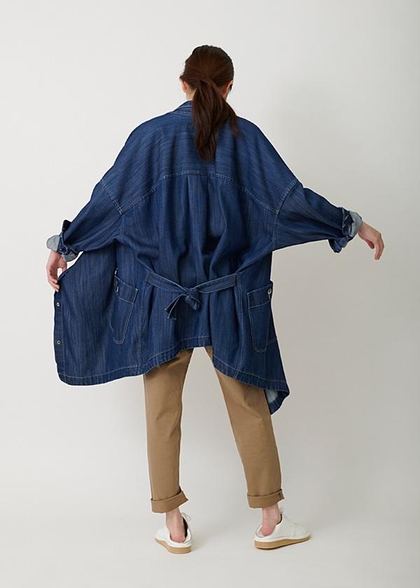 メルシーボークー、 / (O) B:デ二わさシャツ / 羽織り