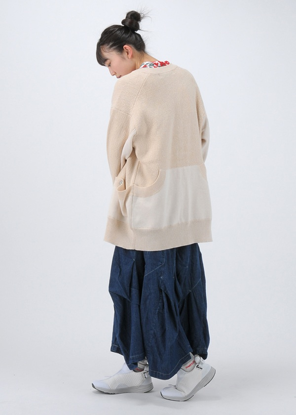 メルシーボークー、 / ロンデニふわスカ / デニムスカート