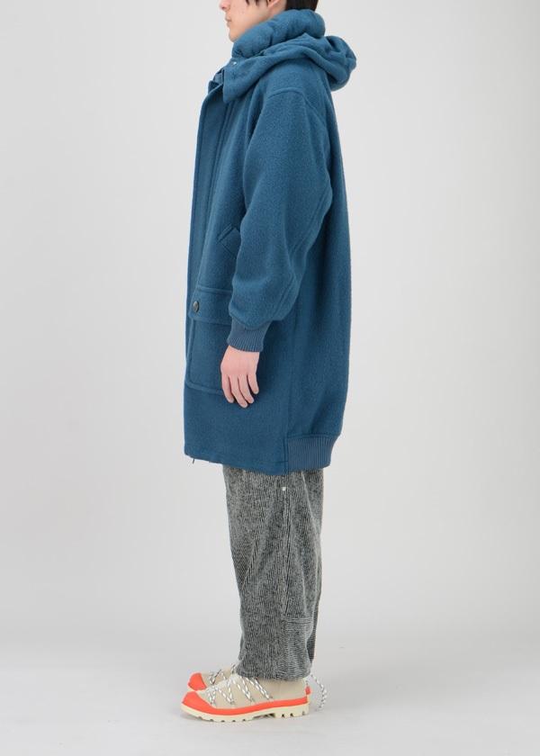 メルシーボークー、 / S ウールコート / ロングコート
