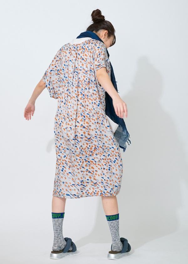 メルシーボークー、 / S 草原ガラ / ワンピース