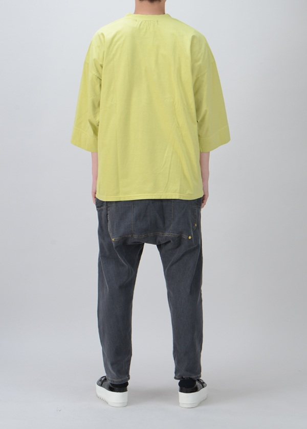メルシーボークー、 / B:草木染メルロンティー / カットソー