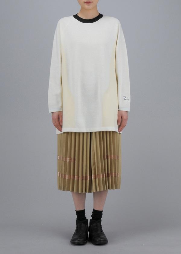 ネ・ネット / S チノプリーツ / スカート
