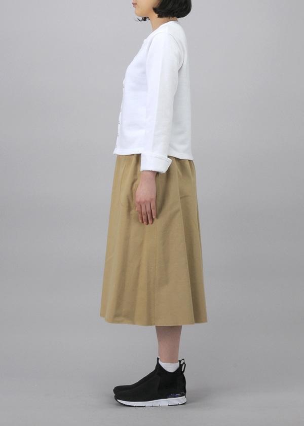 ネ・ネット / S 刺繍ジャーナルボンディング / スカート