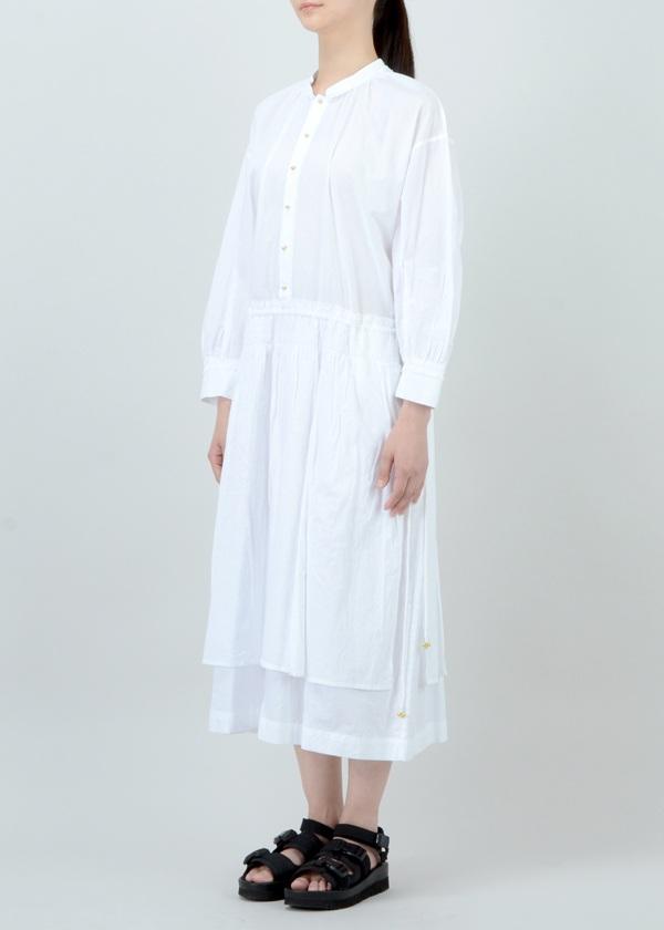 ネ・ネット / S ベルボタンシャツ / ワンピース