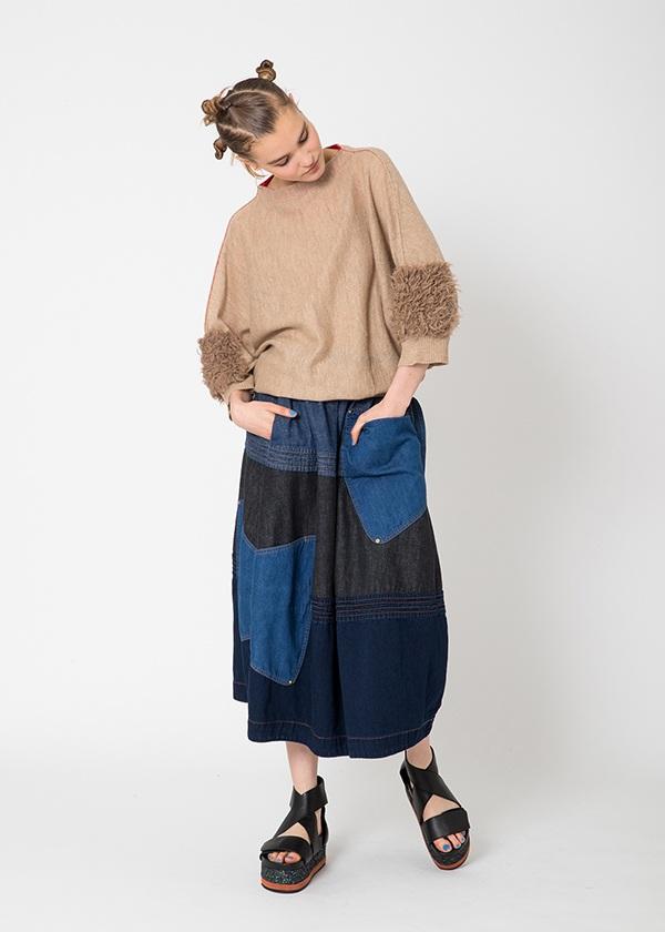 TSUMORI CHISATO / アルパカリネン / ニット