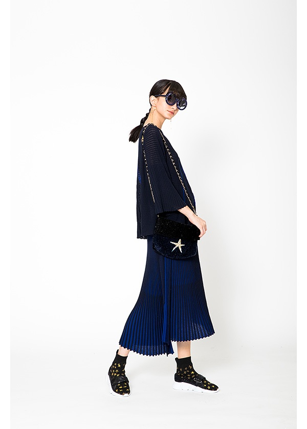 TSUMORI CHISATO / メンシルック /ニット