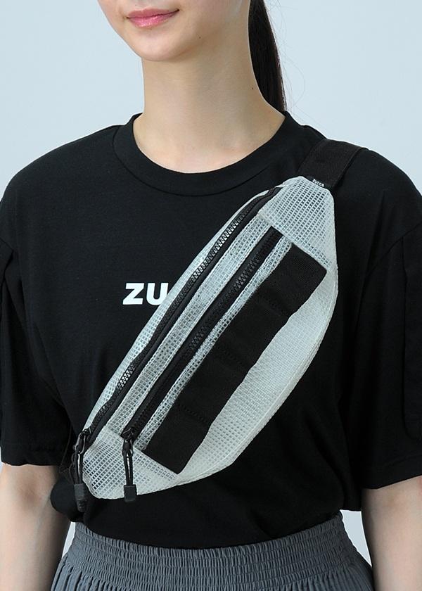 ZUCCa / 【WEB限定】ターポリンバッグ / ボディーバッグ