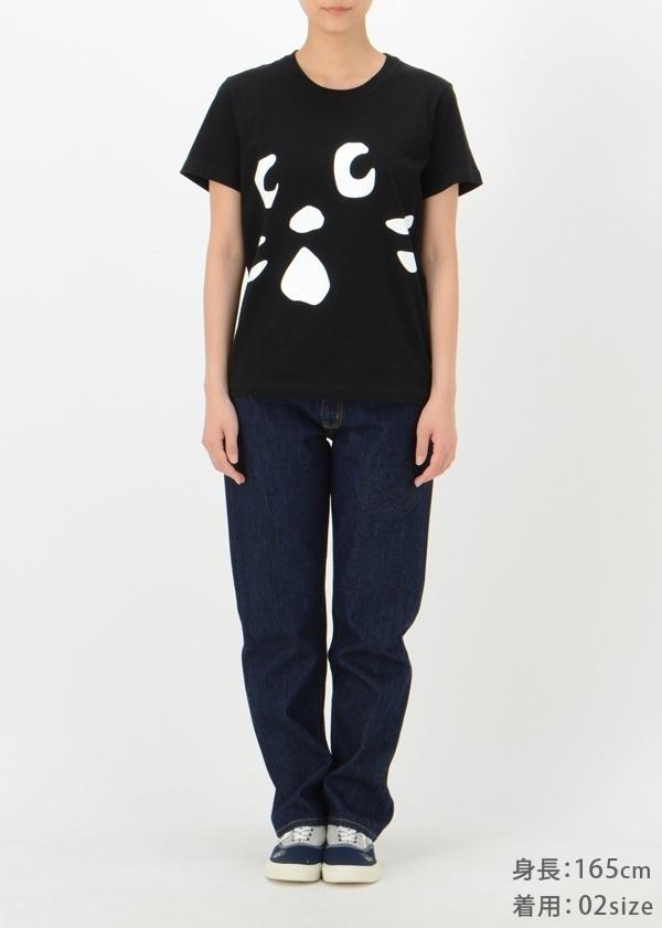 にゃー / アップにゃー T / Tシャツ