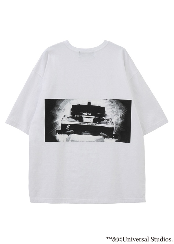 ZUCCa / S メンズ E.T. PRINT T / カットソー