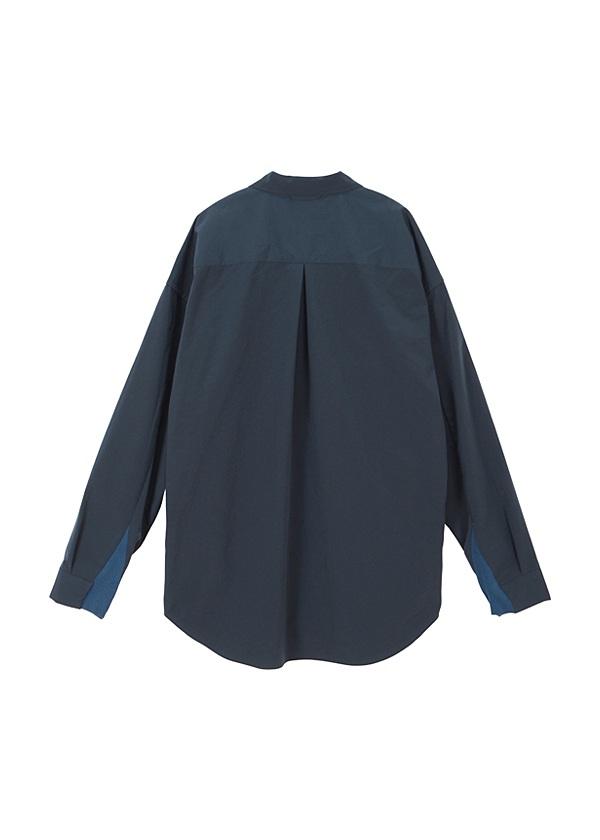 ZUCCa / メンズ PEタスランシャツ / シャツ
