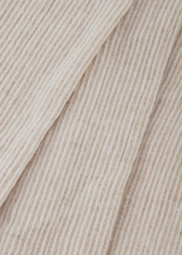 Plantation L-line / S ドライヒッコリー / スカート