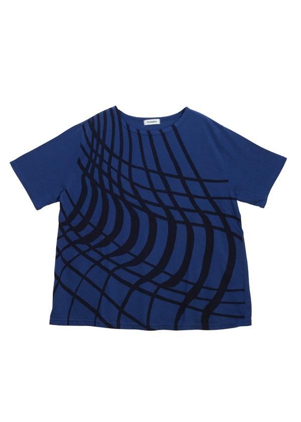 Plantation / S フロープリントーT / Tシャツ
