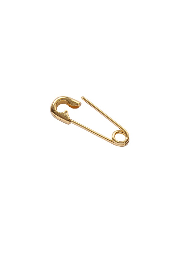ZUCCa / S JHM SAFETYPIN SILVER / �s�A�X