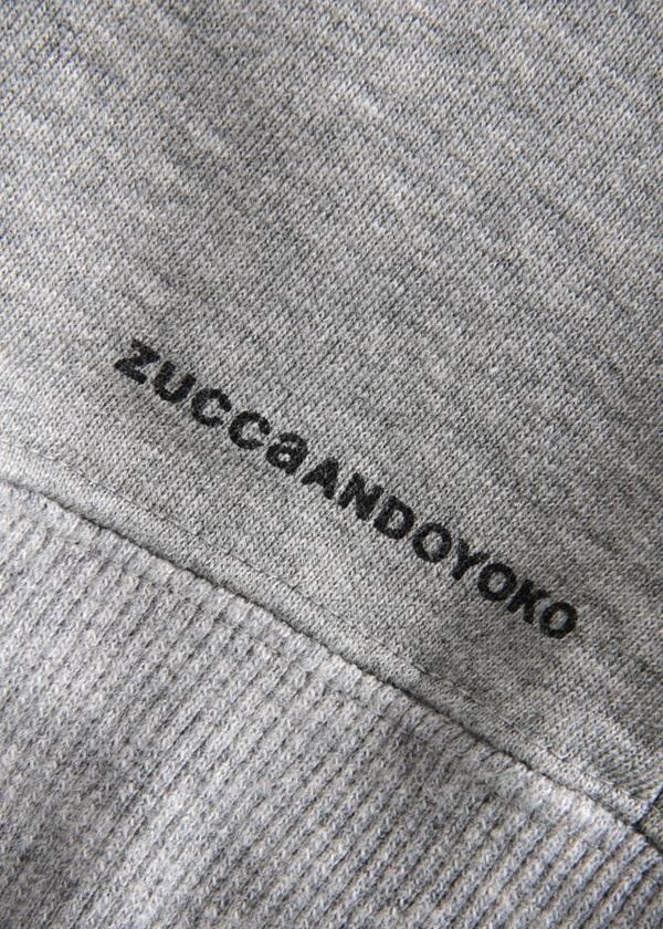 ZUCCa / S ZUCCaANDOYOKO SWEAT / �p���c