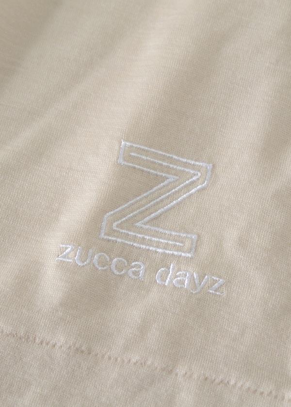 ZUCCa / S (D) Basic Soft Jersey / �����s�[�X