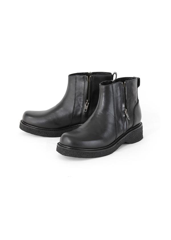 ZUCCa / サイドジップブーツ / ブーツ
