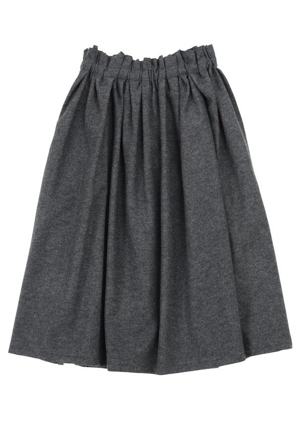 ZUCCa / S ウールスムース / スカート