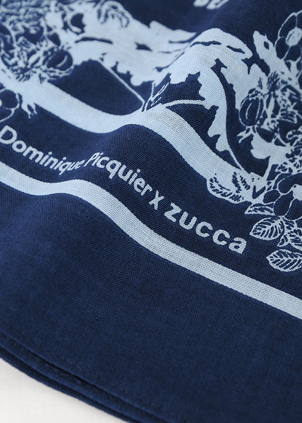 ZUCCa / S Dominique Picquierバンダナ / ハンカチ