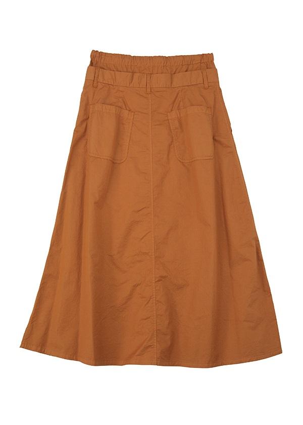 ZUCCa / S タイプライター / スカート