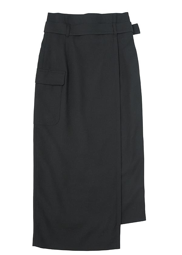 ZUCCa / S キュプラウールサージ / スカート