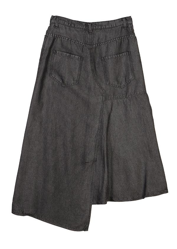 ZUCCa / S テンセルデニム / スカート