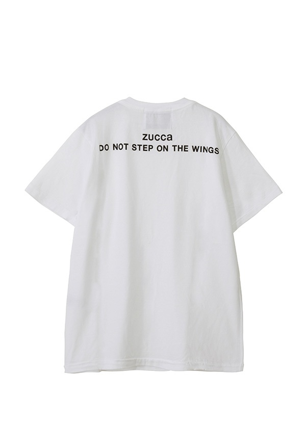 ZUCCa / DO NOT STEP ON THE WINGS / Tシャツ