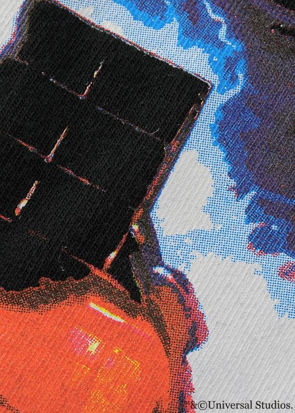 ZUCCa / メンズ E.T. PRINT T / カットソー