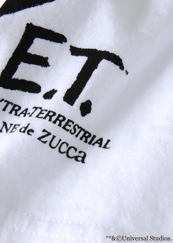 ZUCCa / S メンズ E.T. PRINT T / カットソー