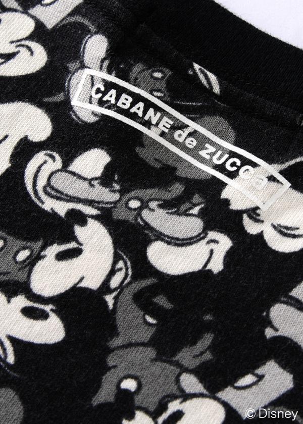 ZUCCa / メンズ MICKEY CAMO T / Tシャツ